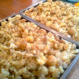 fish pie by lynn hilditch